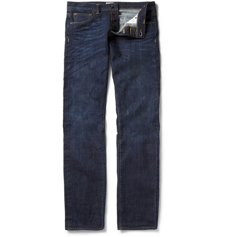 Edwin ED71 Slim-Fit Selvedge Jeans