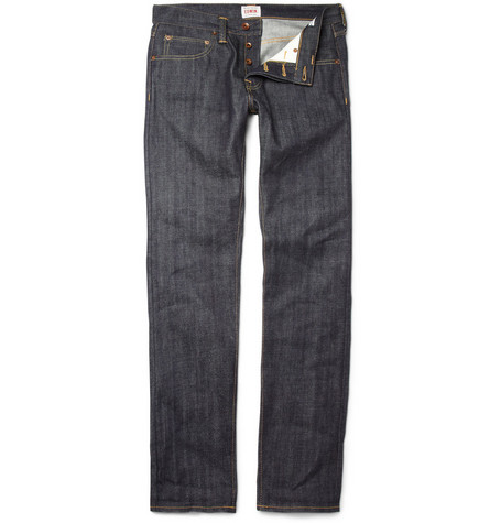 Edwin ED-55 Slim-Fit Dry Selvedge Jeans