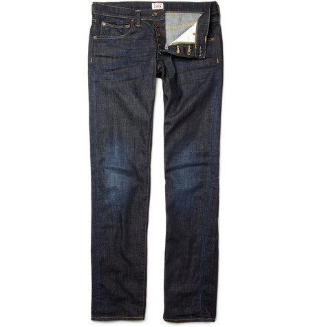 Edwin ED-55 Slim-Fit Rinsed Jeans
