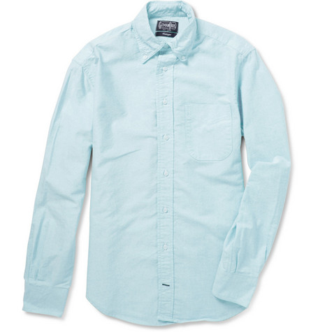 Gitman Vintage Button-Down Collar Oxford Shirt