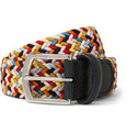 Anderson's - Elasticated Woven Belt