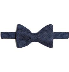 Lanvin Grenadine Silk Bow Tie