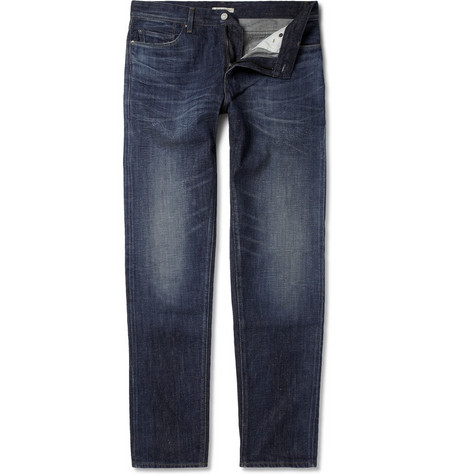 Levi's Made & Crafted Taper Washed Selvedge Slim-Fit Jeans