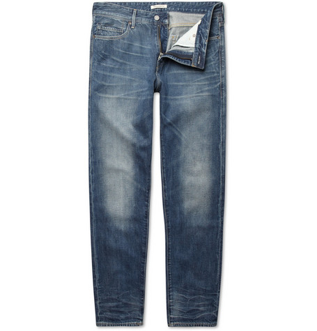 Levi's Made & Crafted Taper Washed Tapered-Fit Jeans