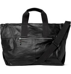 Bill Amberg Leather Holdall Bag