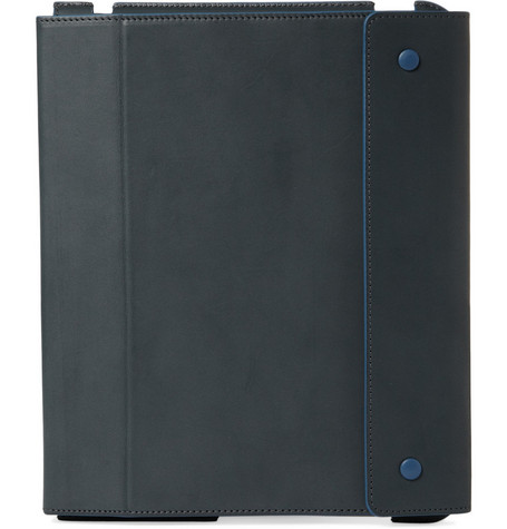 Bill Amberg Leather iPad Case