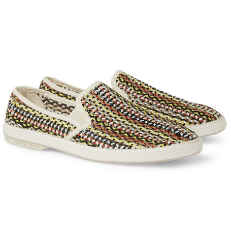 Rivieras Mesh Slip-On Shoes