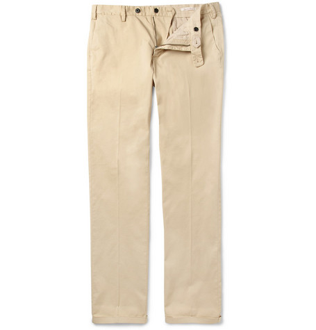 Gant Rugger Slim-Fit Stretch-Cotton Chinos