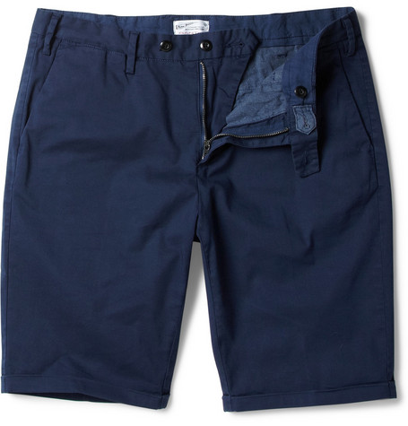 Gant Rugger Slim-Fit Stretch-Cotton Shorts
