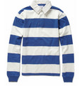 Gant Rugger Striped Cotton Rugby Shirt