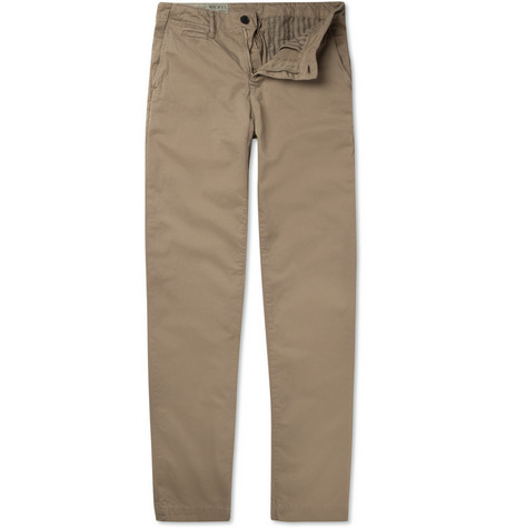 Billy Reid Cotton Chinos