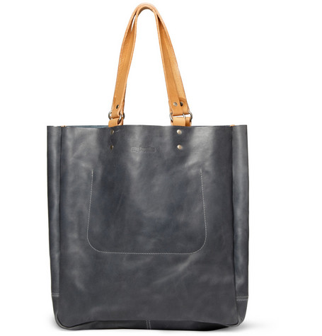 Ally Capellino Lesley Leather Tote Bag