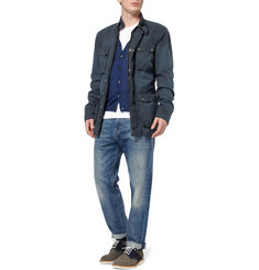 Belstaff Roadmaster Coated Cotton Jacket