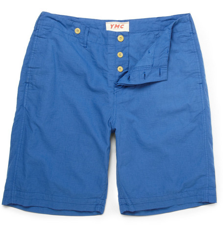 YMC Ripstop Cotton Shorts