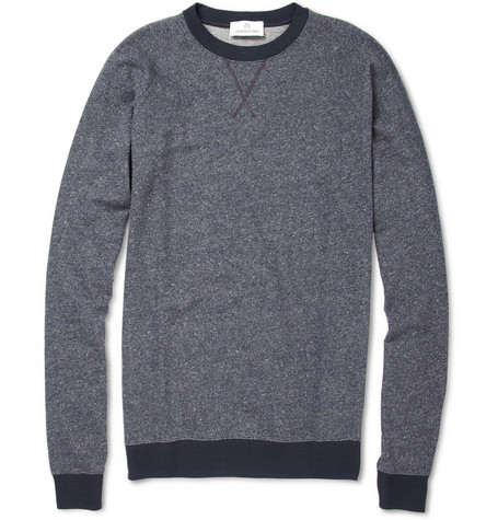 Hentsch Man Ivy Cotton-Blend Sweater