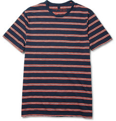 Aubin & Wills Striped Cotton T-shirt