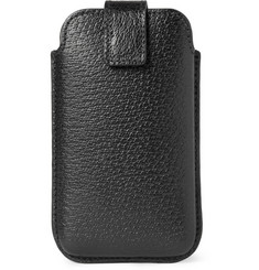 Smythson Leather Smartphone Case