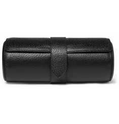 Smythson Leather Watch Roll