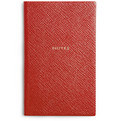 Smythson Small Leather Notebook