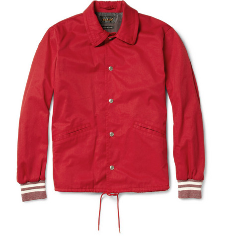 Beams Plus New Casco Bay Bomber Jacket