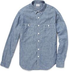 J.Crew Cotton-Chambray Shirt