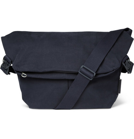 COTEetCIEL Cotton Canvas Laptop Messenger Bag