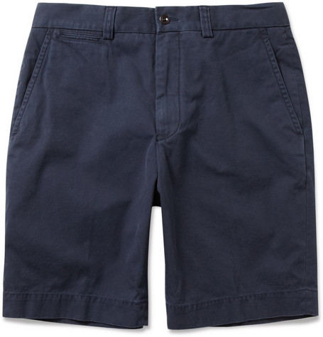 Polo Ralph Lauren Straight Leg Cotton Shorts