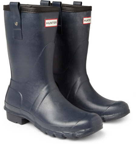 Hunter Original Short Wellington Boots