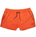 Marc by Marc Jacobs - Short-Length Piped Swim Shorts