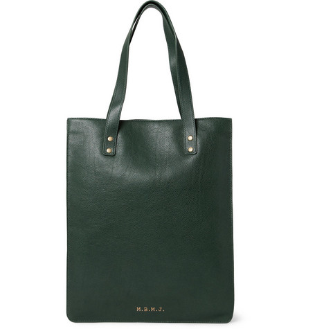 Marc by Marc Jacobs Werdie Boy Leather Tote Bag