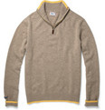 LimoLand - Wool and Cashmere Zipped Sweater