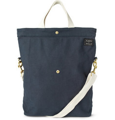 Aubin & Wills yetlington Cotton-Canvas Tote Bag