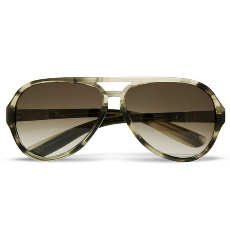 Bottega Veneta Aviator Sunglasses