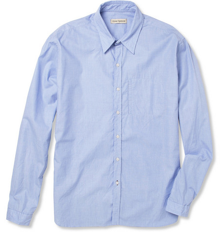 Oliver Spencer St Just Cotton Shirt
