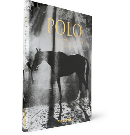 Assouline Polo: The Nomadic Tribe by Aline Coquelle - Hardcover Book