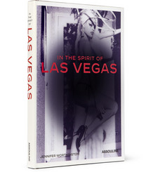 Assouline In The Spirit Of Las Vegas by Jennifer Worthington Hardcover Book