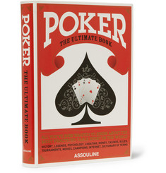 Assouline Poker The Ultimate Book by François Montmirel