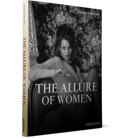 Assouline The Allure Of Women By François Baudot Hardcover Book
