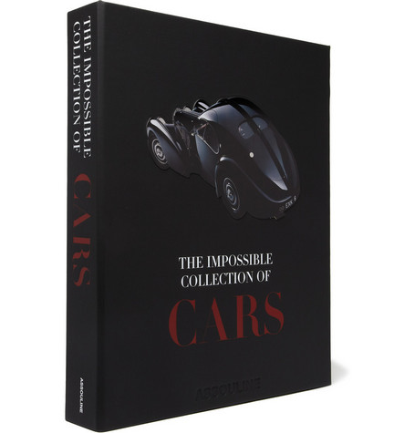 Assouline The Impossible Collection of Cars by Dan Neil Hardcover Book