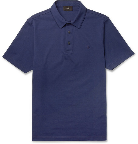 Alfred Dunhill Cotton Polo Shirt