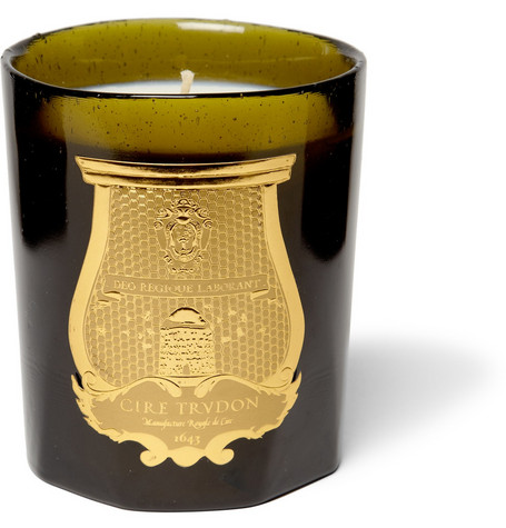 Cire Trudon Trianon White Flowers Scented Candle
