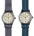 Timex x J.Crew Set of Two Watch Straps