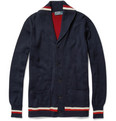 Polo Ralph Lauren - Shawl-Collar Knitted Cotton Cardigan