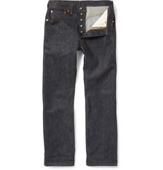 Levi's Vintage Clothing 1947 501 Shrink-to-Fit Straight Selvedge Jeans