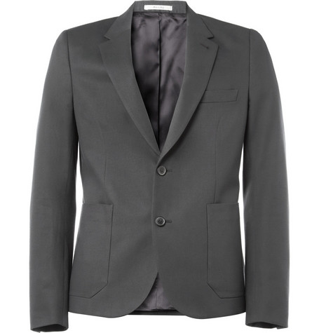Paul Smith Slim-Fit Stretch-Cotton Blazer