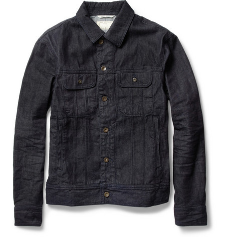 Rag & bone Washed-Denim Jacket