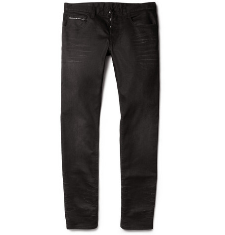 Gucci Horsebit Slim-Fit Denim Jeans