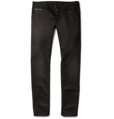 Gucci Horsebit Straight-Leg Jeans