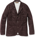 Loro Piana Storm System Quilted Baby Cashmere Jacket