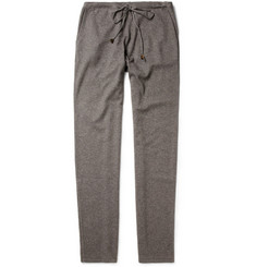 Loro Piana - Cashmere and Silk-Blend Tracksuit Pants